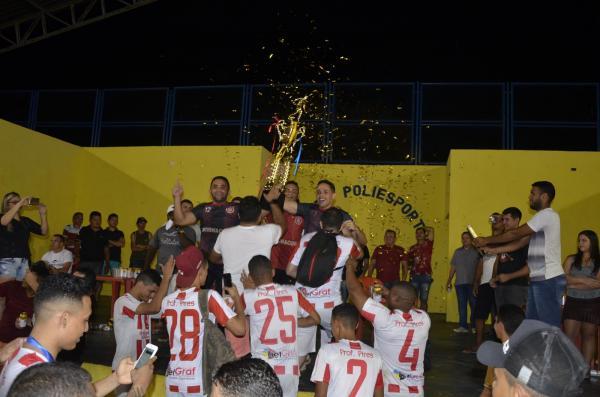Em jogo histórico, Internacional vence Floriano na prorrogação e conquista o tri da Liga dos Campeões de Futsal