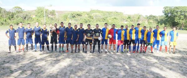 Futebol: Jurema é Campeã da 1ª Copa Rural Matinha de Futebol Amador