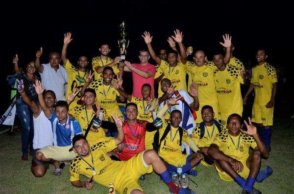 São José goleia Gameleira e conquista o bi-campeonato municipal de Miguel Leão de Futebol