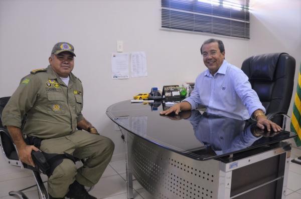 Comando do 18º BPM se reunirá com prefeitos do Médio Parnaíba para tratar sobre segurança