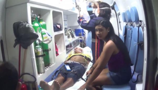 Homem é baleado na cabeça ao tentar evitar assalto em Teresina