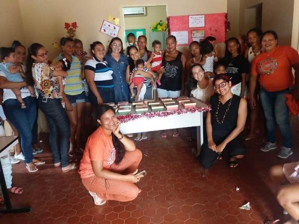 Prefeitura de Barro Duro realiza primeira semana do bebê
