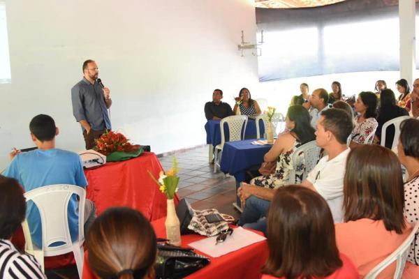 Educação realiza reunião de gestores