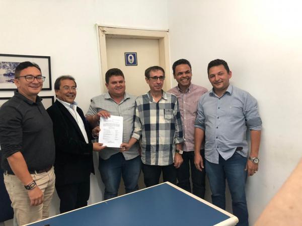 Após consenso, Jonas Moura será candidato único na eleição da APPM