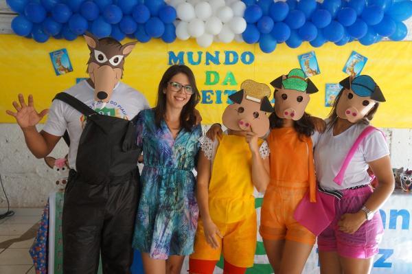 Ação Social: Programa Criança Feliz encerra atividades em grande festa