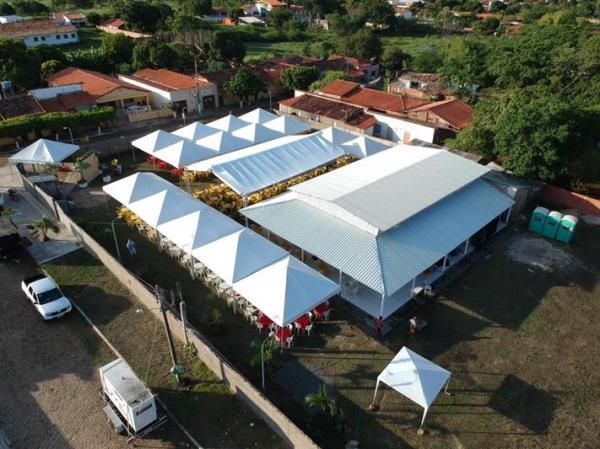 Ipanema Clube de Angical do Piauí reinaugura em grande estilo; veja imagens
