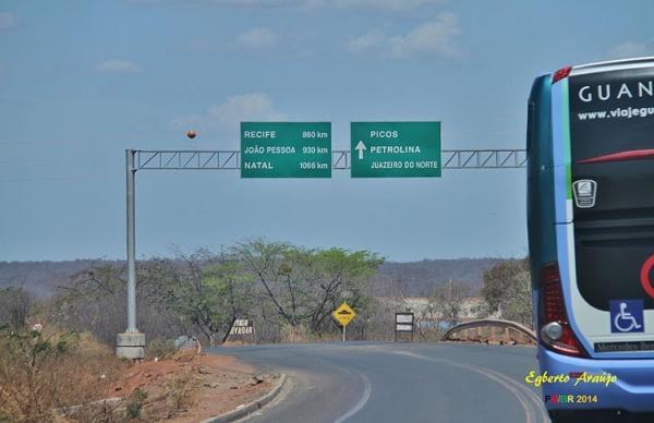 Piauí | Soldado do Exército é encontrado ferido às margens da BR 316