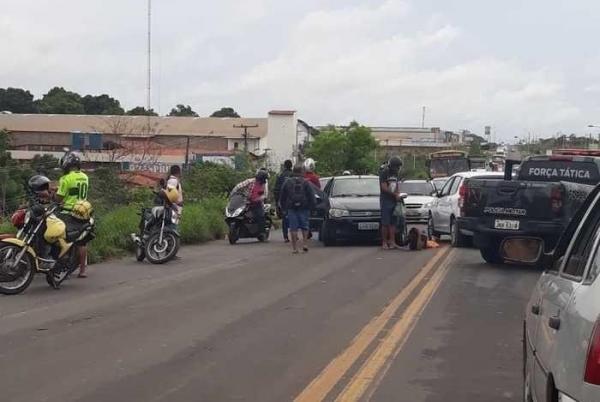 Fugitivos da Casa de Custódia são presos dentro de Uber em Teresina