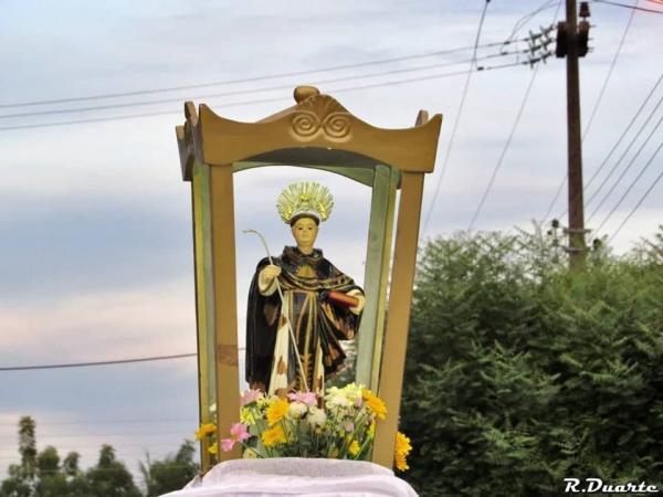 Acolhida da imagem de São Gonçalo, carreata e celebração marcam abertura do festejo de Regeneração