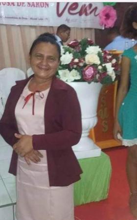 Morre aos 54 Anos a Técnica de Enfermagem Saura Araújo Monteiro em Miguel Leão