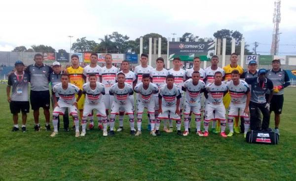 River-PI vence Jaguariúna e segue vivo na Copa São Paulo
