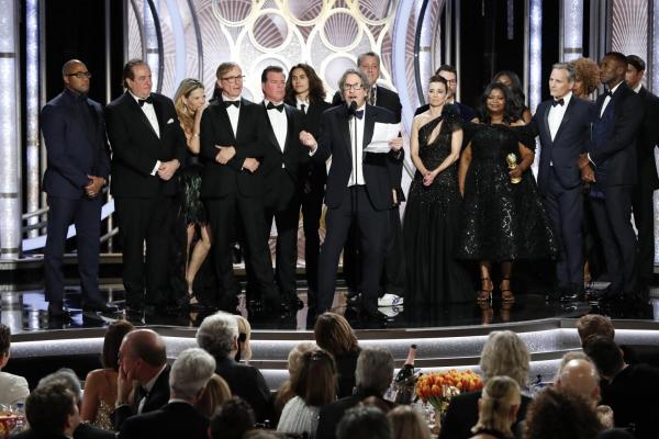 Globo de Ouro 2019 (Imagem: Divulgação)