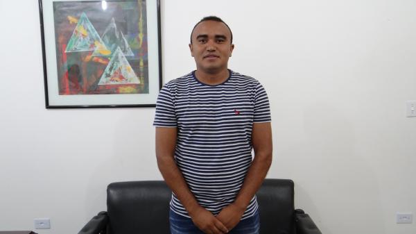 Prefeito Júnior Bill nomeia Tiago Rafael como novo Secretário de Infraestrutura