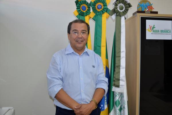 Jonas Moura (Imagem: Valdomiro Gomes/CANAL 121)