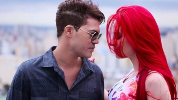 Vocalistas Marcelo Mello e Rayane Façanha anunciam saída da banda de forró Malla 100 Alça