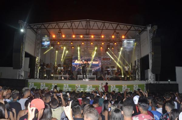 Show do Hungria em Água Branca (Imagem: Valdomiro Gomes/CANAL 121)