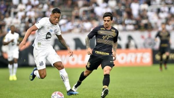 Corinthians e Santos empatam na Arena em último teste para o Paulistão