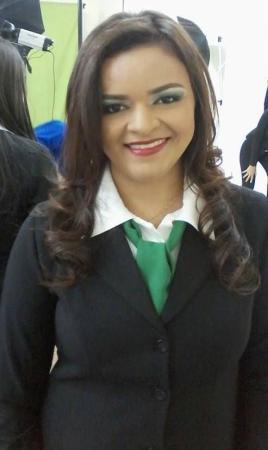 Janne Kelly Alves de Alencar nova Secretaria de Saúde