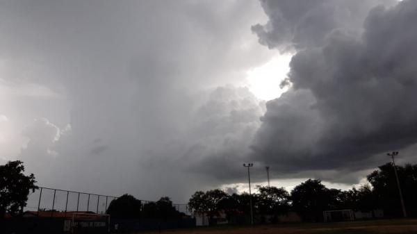 Fortes chuvas estão previstas para o fim de semana no Piauí
