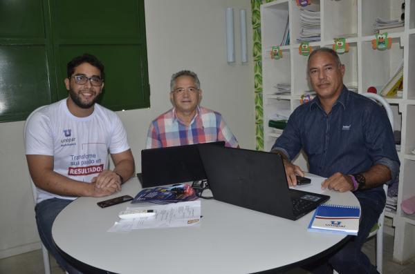 Faculdade Unopar chega a Água Branca e região e traz descontos de até 100% com Nota do ENEM