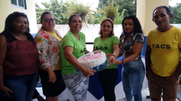 Primeira turma de Agentes Comunitários de Saúde de Agricolândia comemora 20 anos
