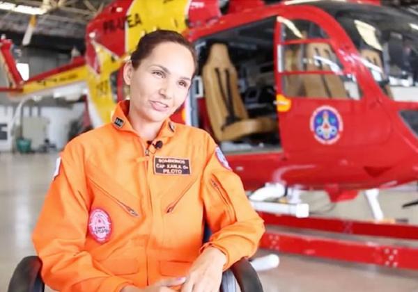 imagem reprodução bombeiros MG