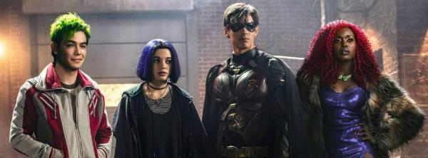 Titãs | Netflix confirma que lançará a segunda temporada no Brasil
