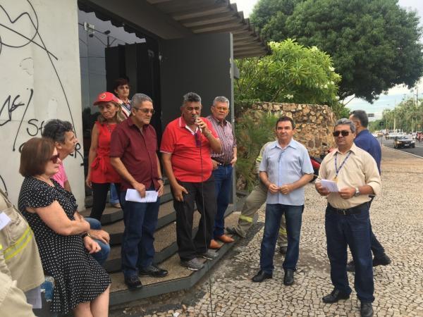 Juíza determina que Cepisa/Equatorial reintegre 42 trabalhadores demitidos