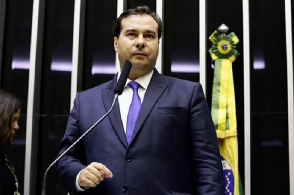 Rodrigo Maia (Imagem: Agência Câmara)