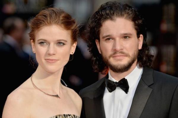 Kit Harington contou final de 'Game of Thrones' à mulher – e se deu mal