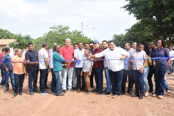 Prefeitura de Floriano entrega recuperação de mais uma estrada rural