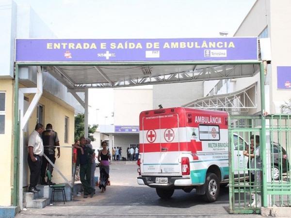Criança ferida com facão pela mãe em Demerval Lobão está na UTI com lesão em três órgãos