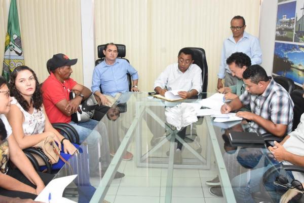 PMF assina Convênio com associações dos pequenos produtores rurais