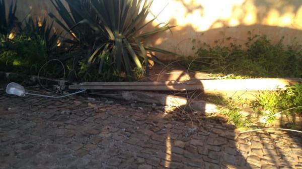 Os moradores estão sofrendo com a falta de energia há vários dias (Imagem: Divulgação)
