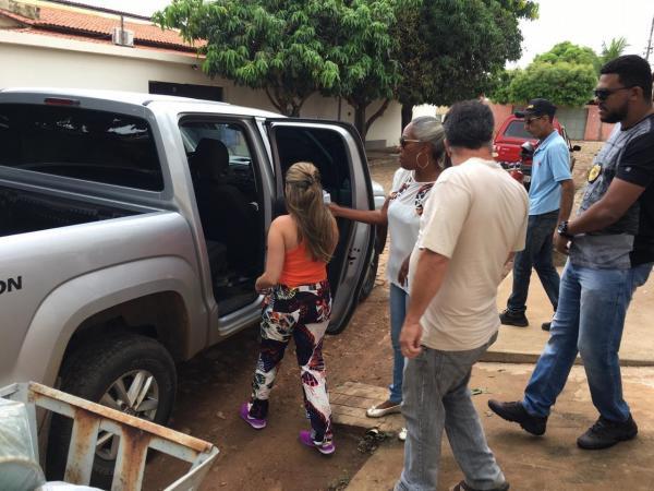 Dentista acusada de racismo no Piauí é presa pela Polícia Civil