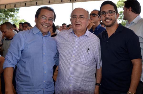 Presidente da APPM participa de solenidade de inauguração do Rodoanel de Teresina