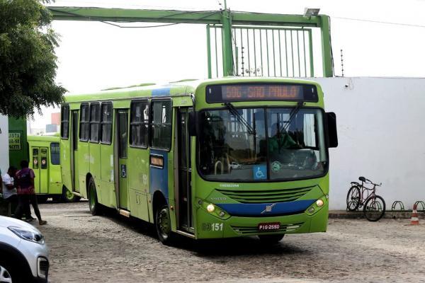 TRT determina suspensão da greve dos motoristas e cobradores de ônibus em Teresina