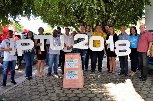 Prefeitura de Água Branca realiza sorteio do IPTU premiado 2018