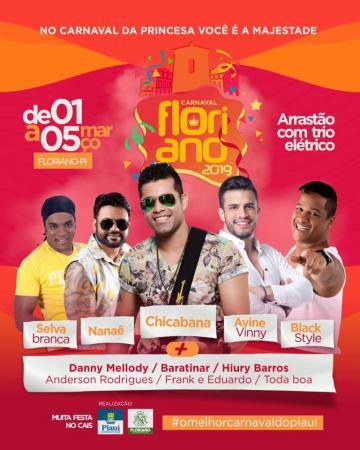 COEF confirma 11 atrações para o carnaval 2019