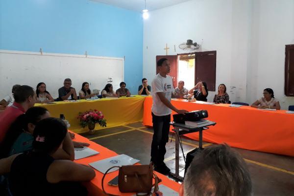 Secretaria Municipal de Educação de Miguel Leão realiza 'Jornada Pedagógica'