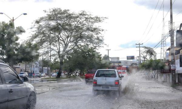 Piauí   Previsão de tempestades com chuva, ventos e descargas elétricas fortes pelas próximas 72 horas