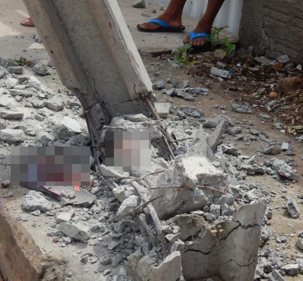 Jovem visto empinando pneu morre e outro fica ferido após moto colidir em poste na cidade de Beneditinos