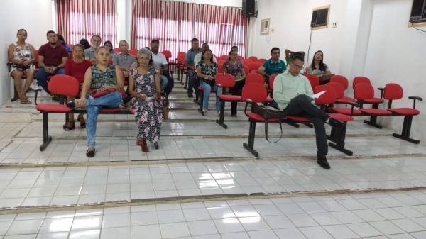 Prefeitura de Regeneração realiza seminário municipal sobre o Meio Ambiente