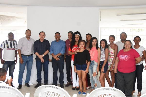 Encontro inaugural da 1ª Copa Society de Futebol Feminino do Zé Pereira