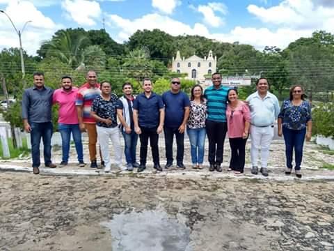 Secretários de Cultura do Médio Parnaíba participam do primeiro encontro em Monsenhor Gil