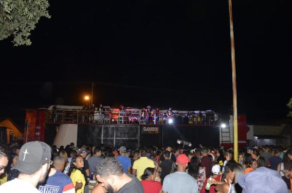 Segunda noite do Zé Pereira de São Pedro do Piauí (Imagem: CANAL 121)