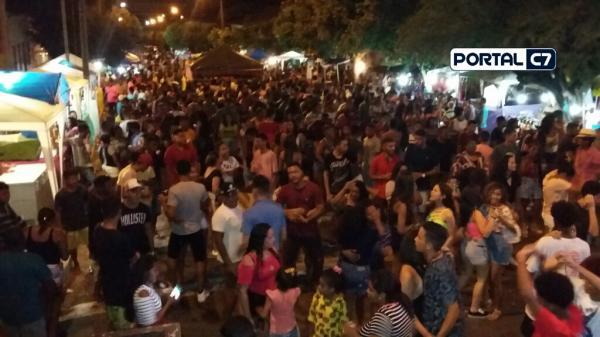 Prefeitura de Amarante resgata Carnaval na Avenida Desembargador Amaral
