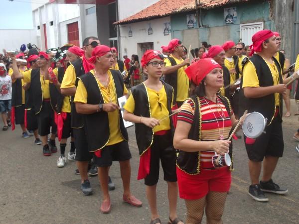 Água Branca   Escolas de samba voltam a animar carnaval 2019