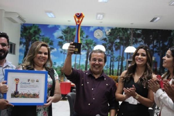 Água Branca recebe o título de melhor carnaval do Piauí