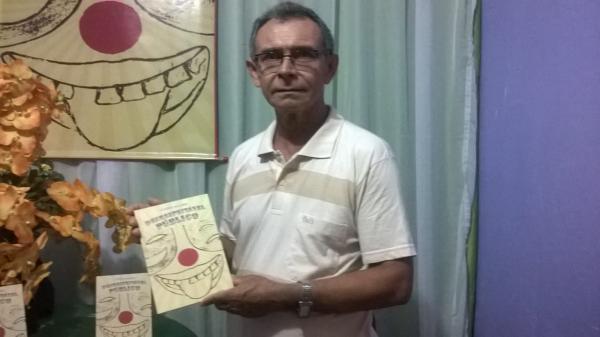 Professor Luís Egito- Foto: Jucelma Sales